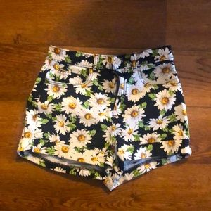 American Apparel daisy jean shorts